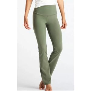 Lucy perfect core high rise micro boot pants